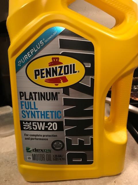 Pennzoil Near Me >> Pp 5w20 Bottom Of Jug Debris Bob Is The Oil Guy