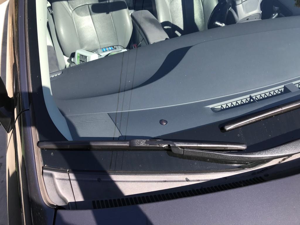 Toyota Sightline Hybrid Wiper Blades Bob Is The Oil Guy