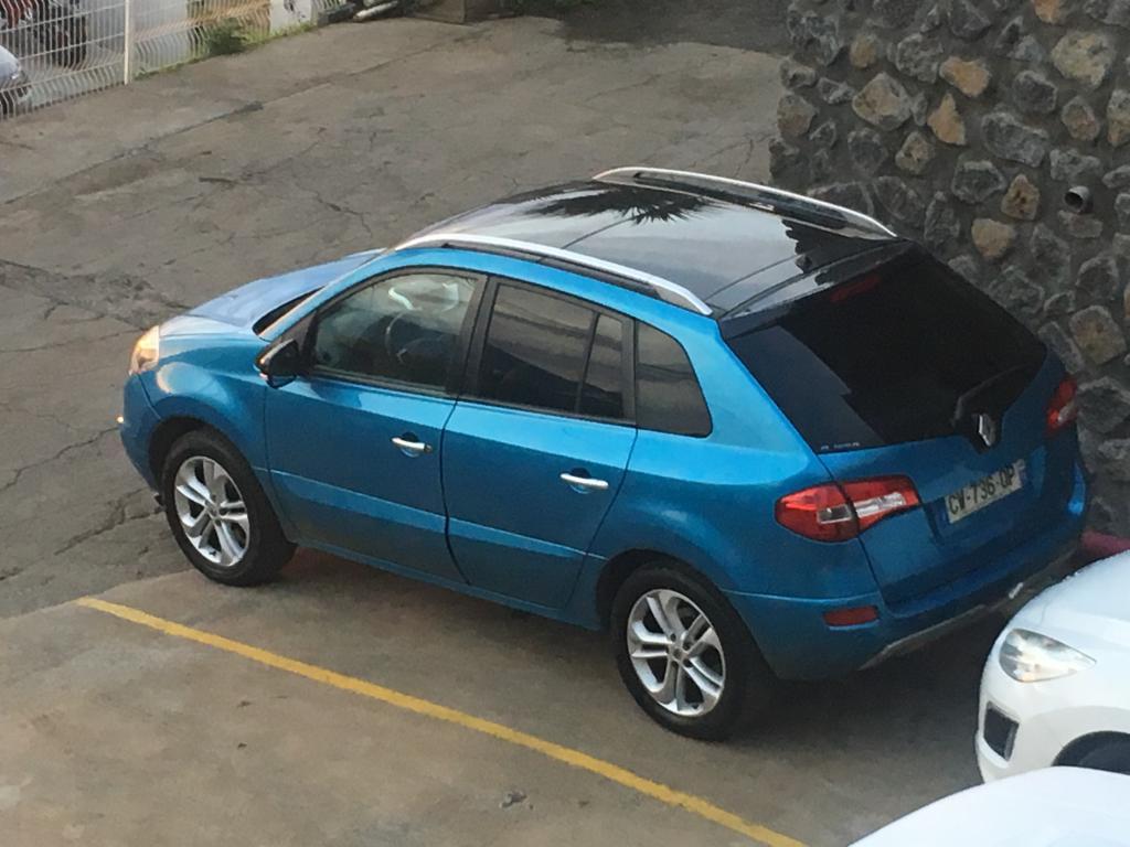 Pic 2013 Renault Koleos Custom Blue Paint Bob Is The Oil Guy