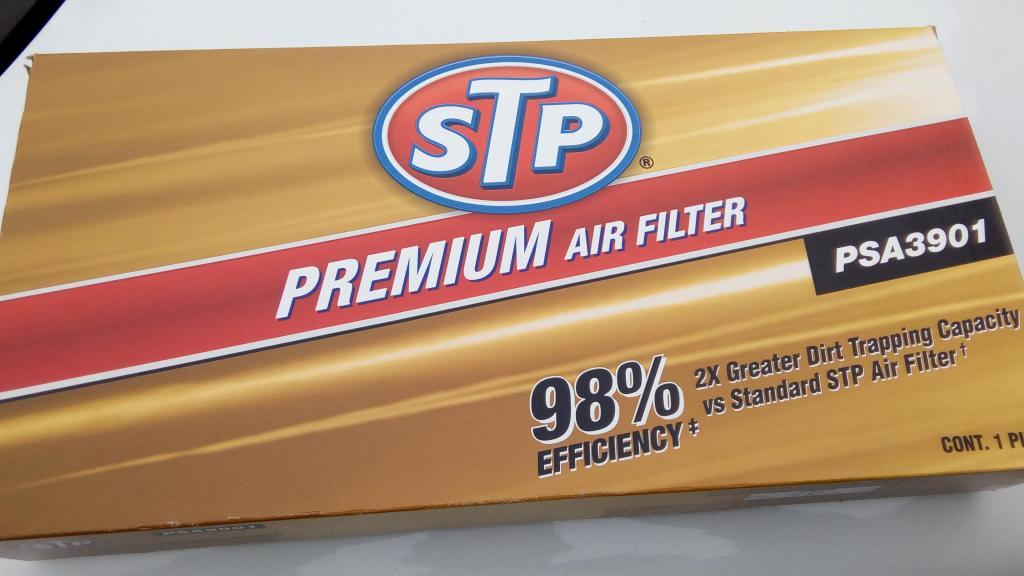 Stp Air Filter >> Stp Premium Air Filter Bob Is The Oil Guy