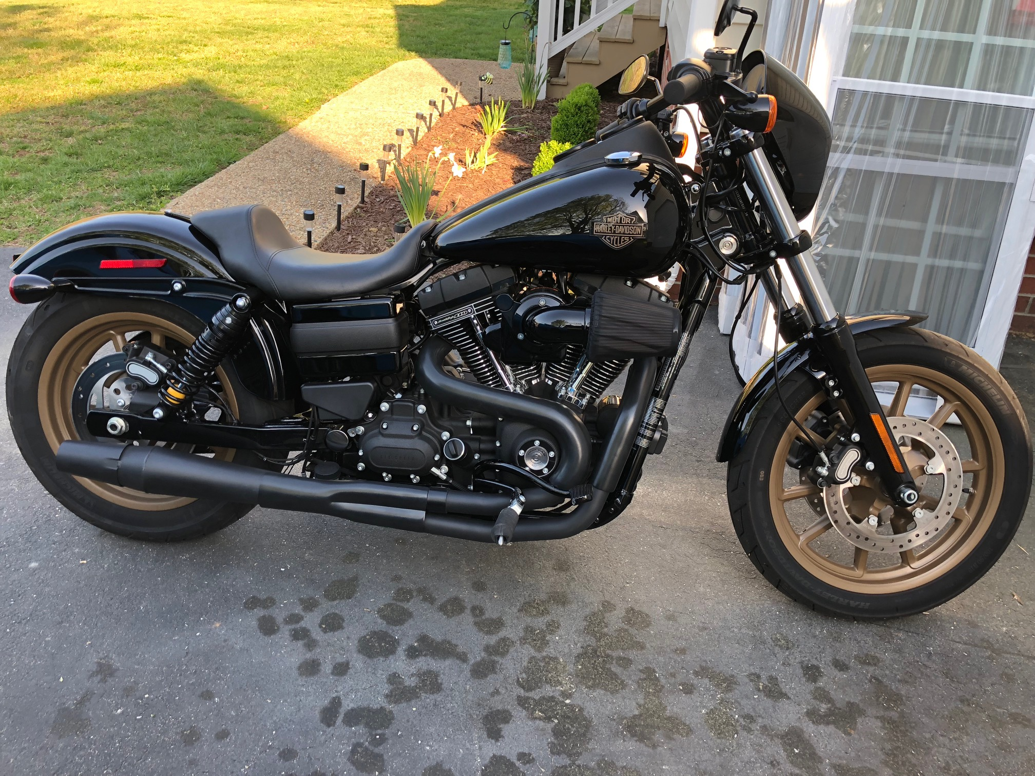 Dyna Low Rider S 110