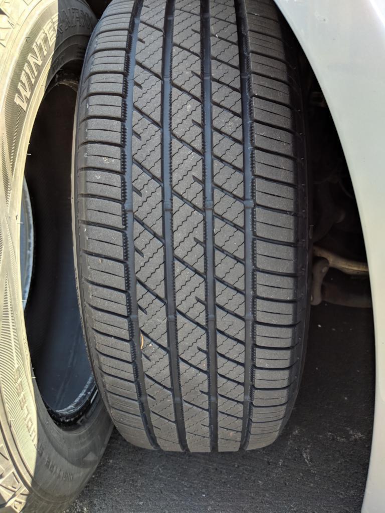 Honda Accord Sport >> Bridgestone Potenza RE980AS Review - Bob Is The Oil Guy