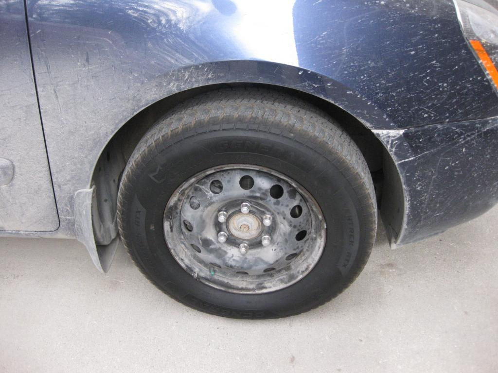 2009 Kia Sedona Front Brake Dust Shields Bob Is The