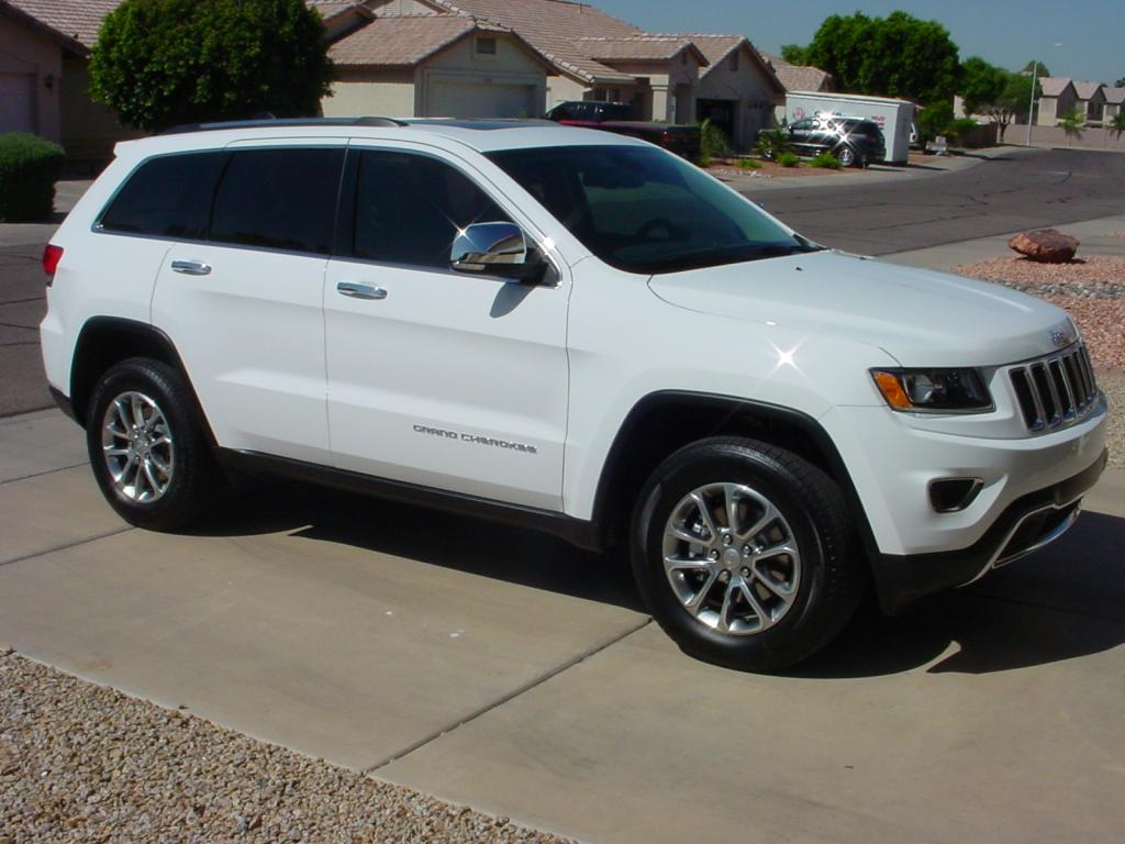 2014 jeep grand cherokee limited review vehicles bob is the oil guy. Black Bedroom Furniture Sets. Home Design Ideas