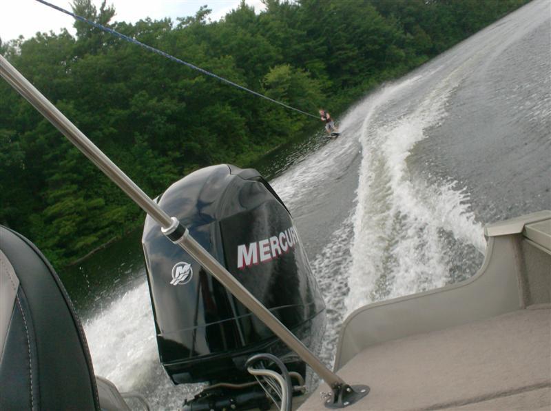 2008 Mercury 90hp 4-stroke outboard EFI - Bob Is The Oil Guy