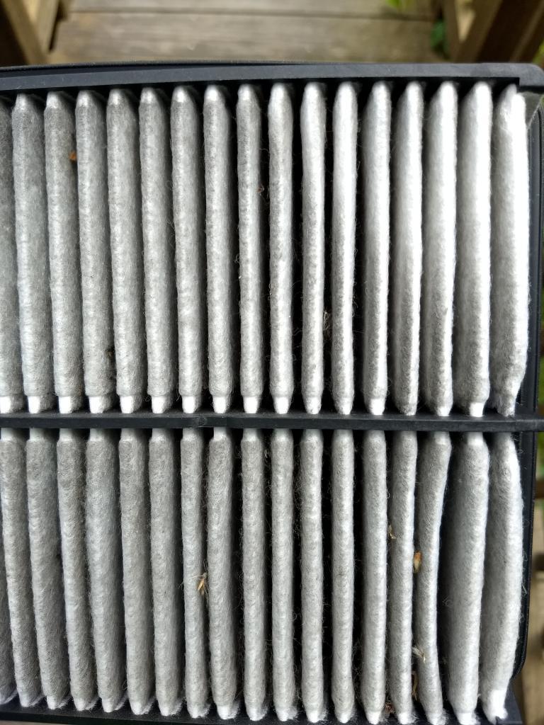 Fram air filter 35k miles - Bob Is The Oil Guy