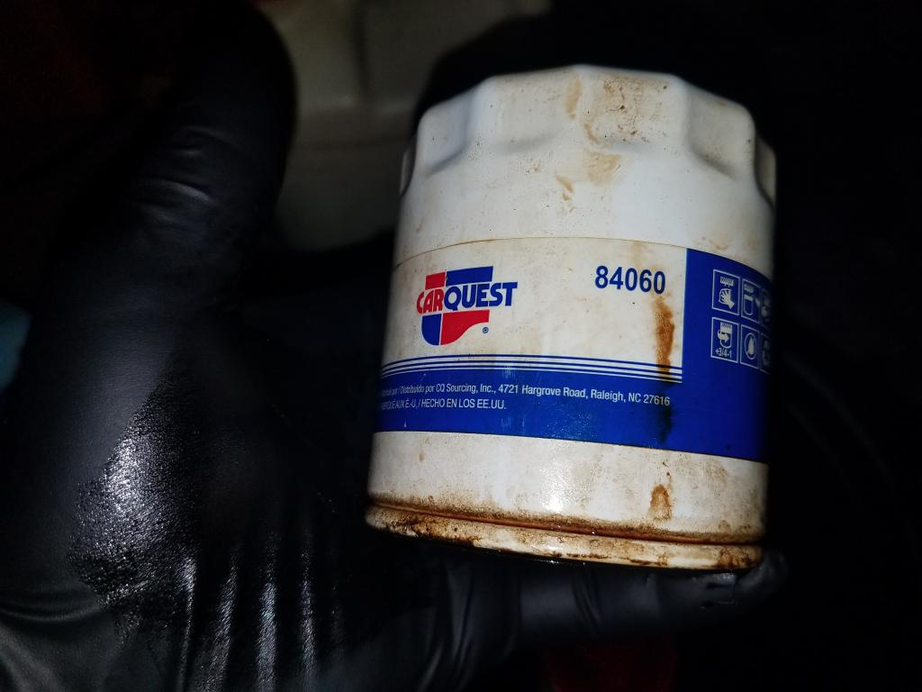 Carquest 84060 Cut Open Bob Is The Oil Guy