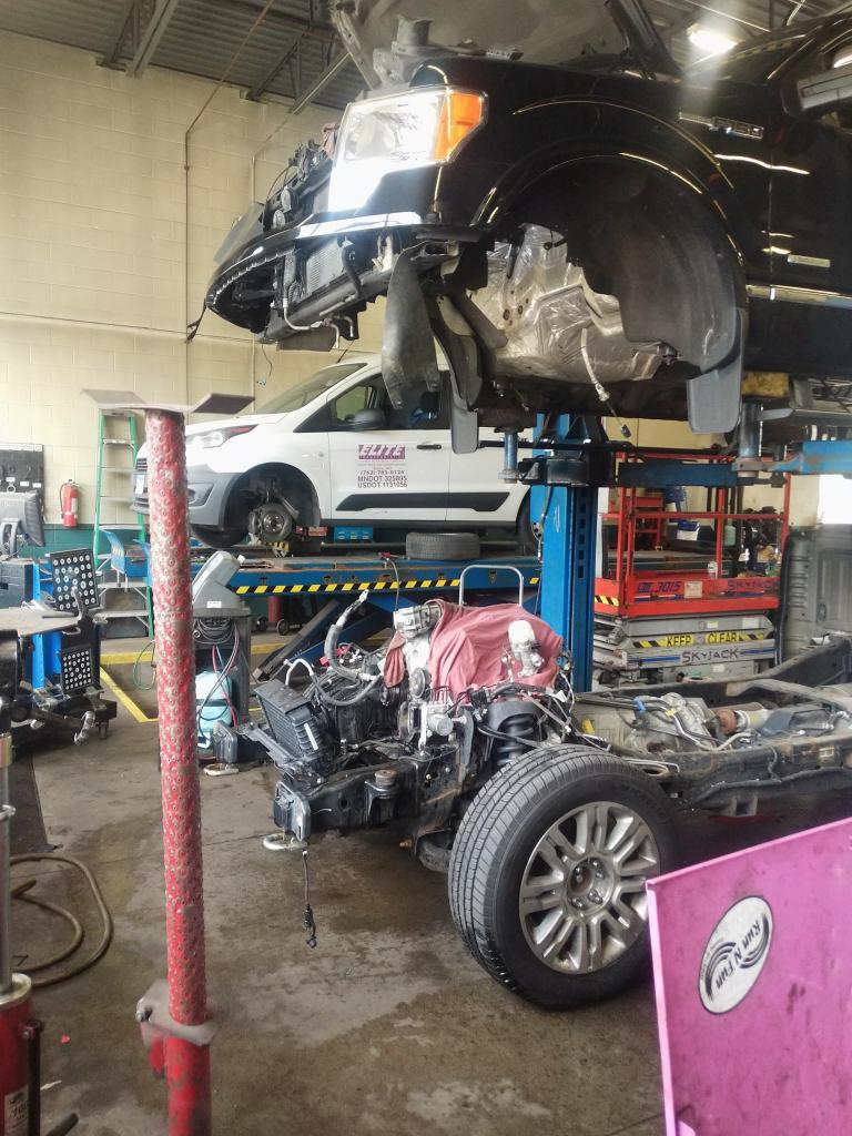 2011 F-150 Ecoboost timing chain replacement - Bob Is The Oil Guy