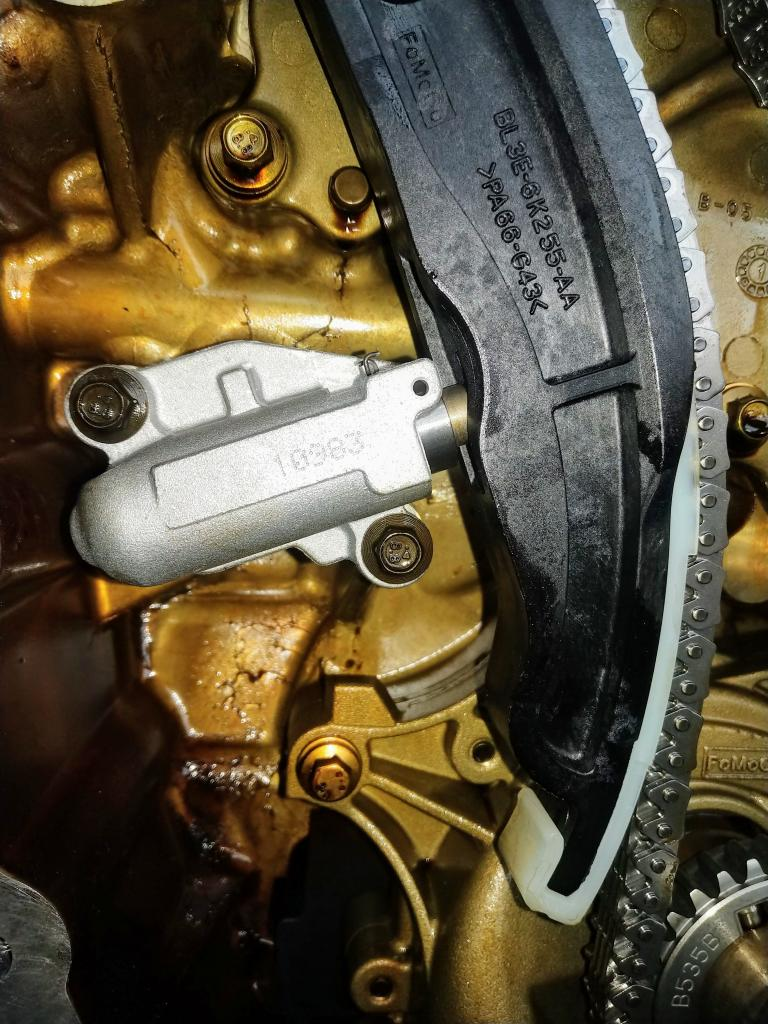 2011 F-150 Ecoboost timing chain replacement - Bob Is The