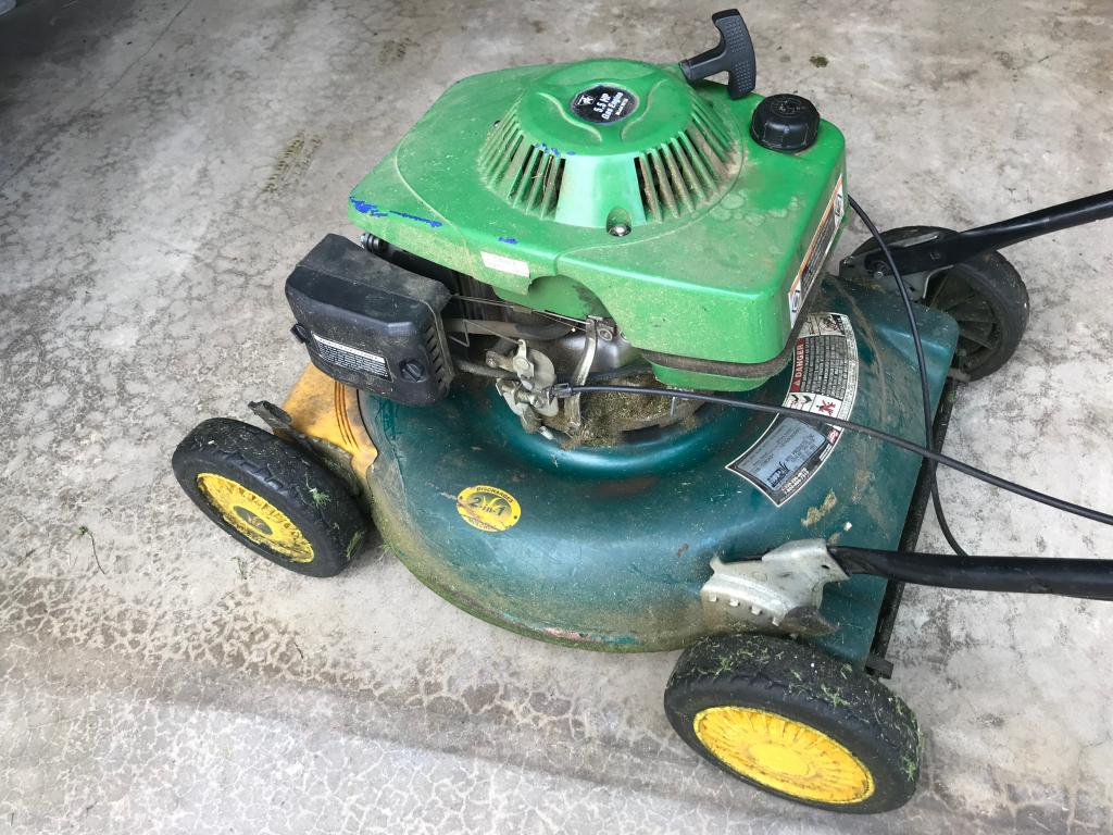 New Lawn Mower Engine - Bob Is The Oil Guy