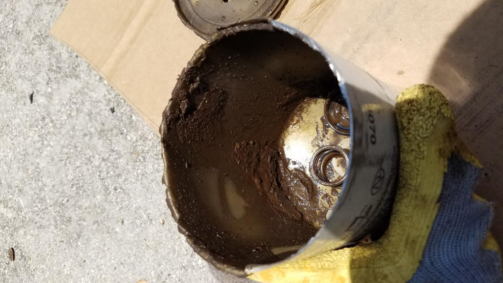 NAPA 4070 Coolant Filter Results - Bob Is The Oil Guy