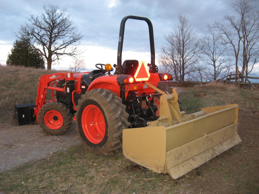 Bought a new Kubota - Bob Is The Oil Guy