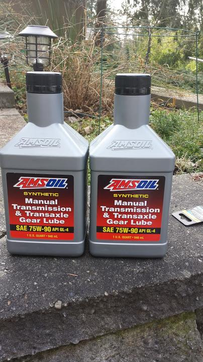 Amsoil Severe Gear 75w 90 Bob Is The Oil Guy >> Using 5 Year Old Sealed Amsoil Gear Lube Bob Is The Oil Guy