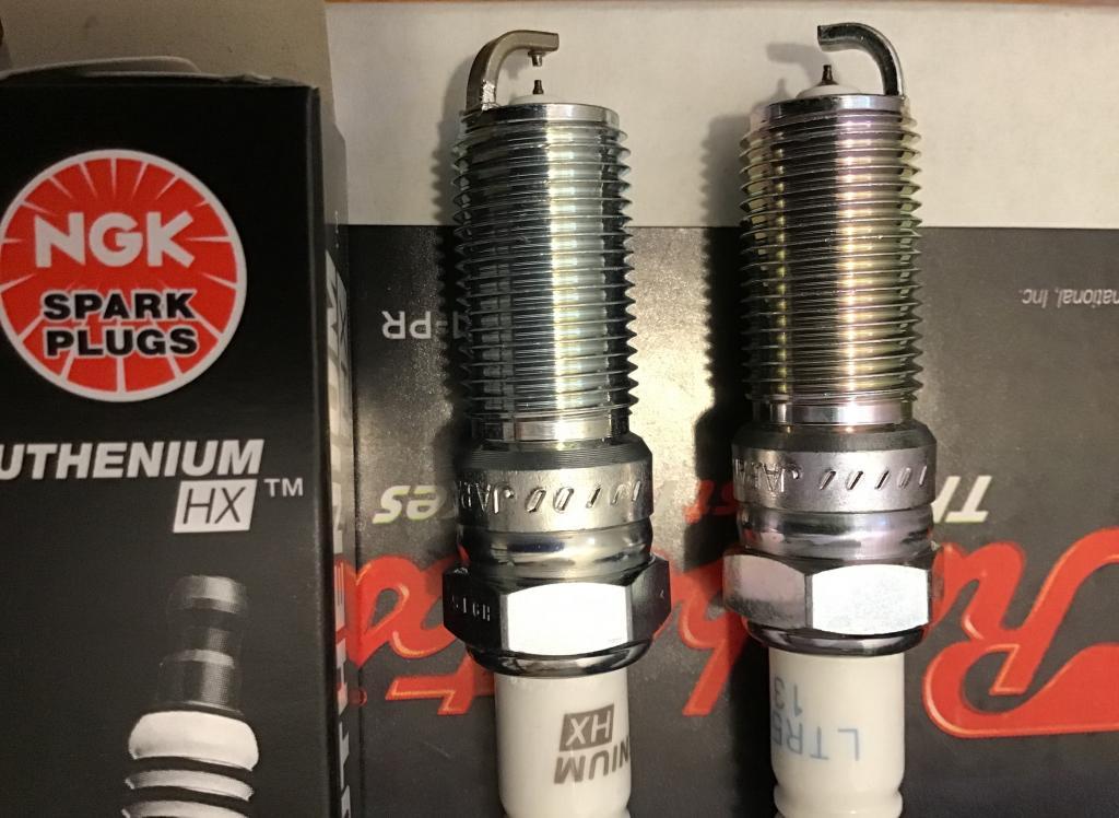 Iridium Vs Platinum Spark Plugs >> Iridium Vs Ruthenium Spark Plugs Bob Is The Oil Guy