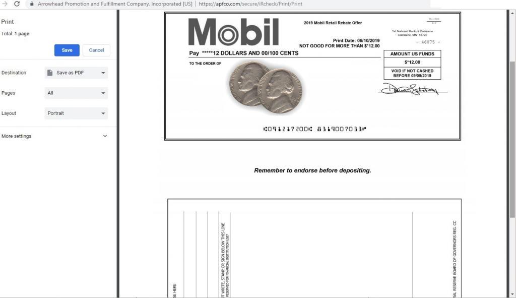 Mobil 1 Rebate >> Mobil 1 Rebate Is On Bob Is The Oil Guy
